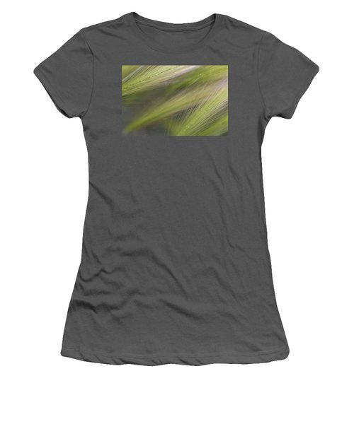 Foxtail Fans Women's T-Shirt (Athletic Fit)