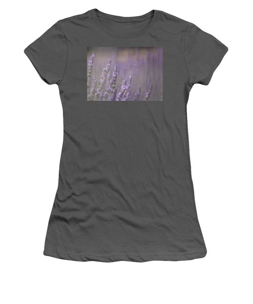 Women's T-Shirt (Junior Cut) featuring the photograph Fragrance by Lynn Sprowl