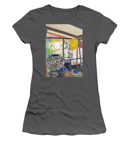 Frank Lloyd Wright Taliesin West Women's T-Shirt (Junior Cut)