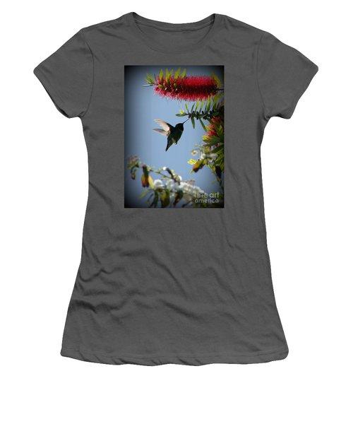 Freeze Women's T-Shirt (Athletic Fit)