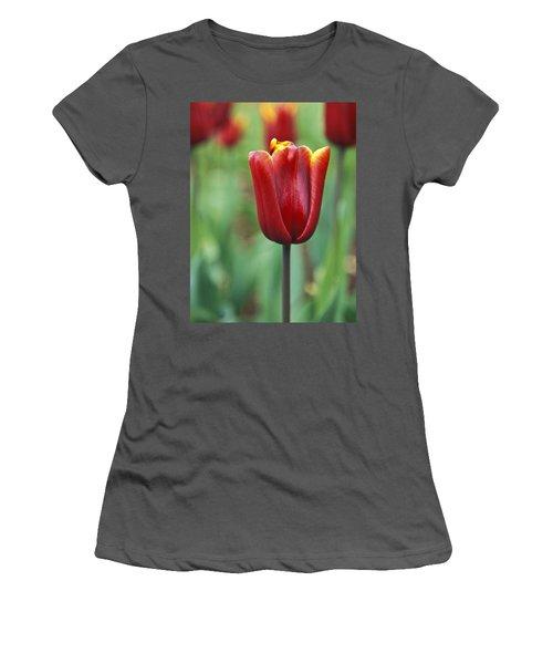 Freshness  Women's T-Shirt (Athletic Fit)