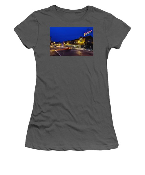 Friday Night Lights Women's T-Shirt (Athletic Fit)