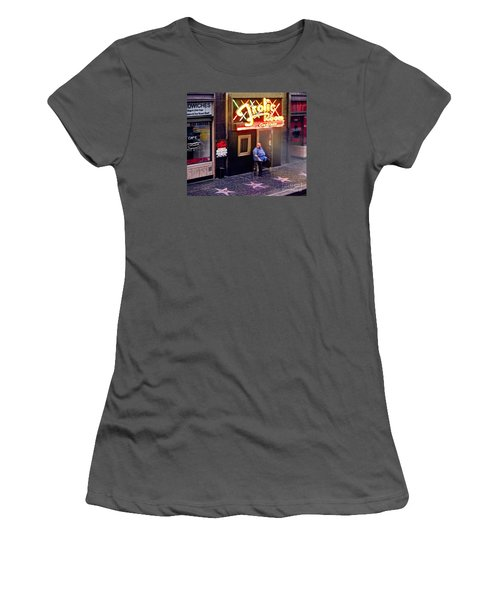 Frolic Room.hollywood Blvd Women's T-Shirt (Athletic Fit)