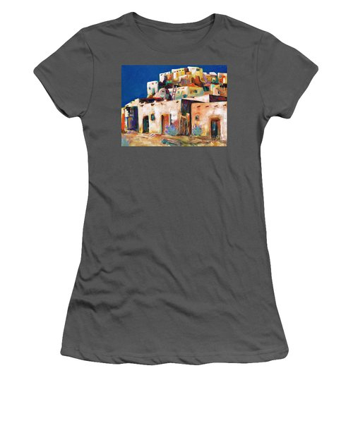 Gateway Into  The  Pueblo Women's T-Shirt (Athletic Fit)