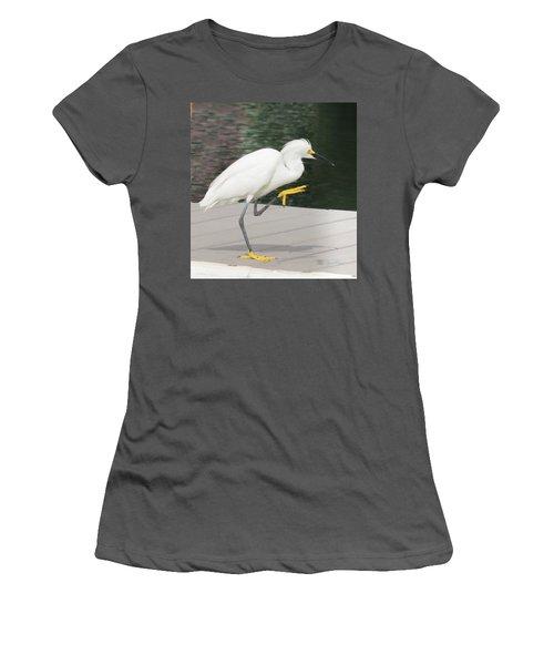 Gimmie Five Errr Four Women's T-Shirt (Athletic Fit)