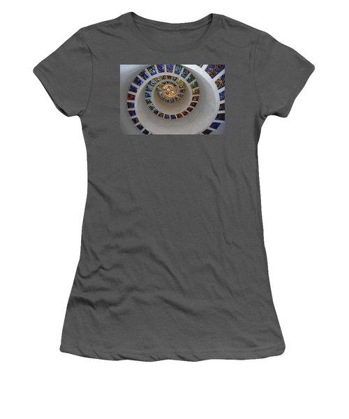 Glory Window Women's T-Shirt (Junior Cut)