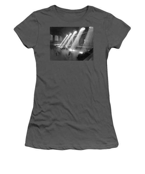Grand Central Station Sunbeams Women's T-Shirt (Athletic Fit)