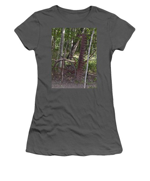 Grave Site Women's T-Shirt (Athletic Fit)