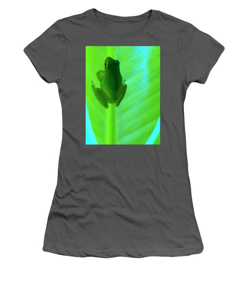 Green Day Women's T-Shirt (Athletic Fit)