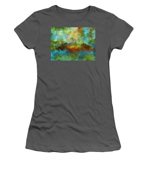 Grotto Women's T-Shirt (Athletic Fit)
