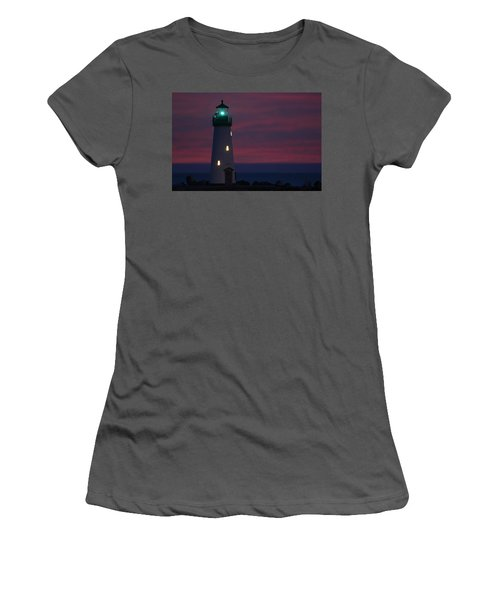 Guiding Light Women's T-Shirt (Athletic Fit)