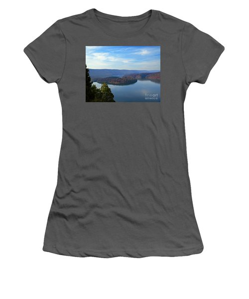 Hawn's Overlook Women's T-Shirt (Athletic Fit)
