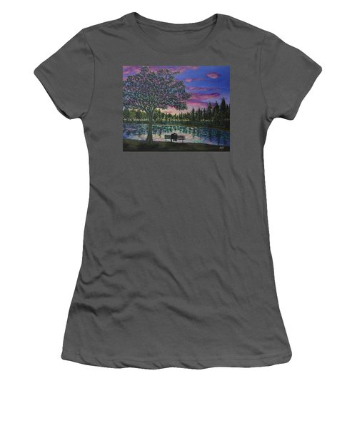 Heartwell Park Women's T-Shirt (Athletic Fit)