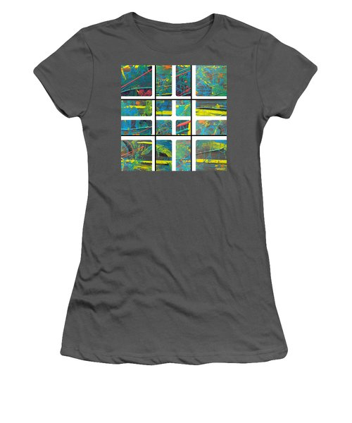 Women's T-Shirt (Junior Cut) featuring the photograph Herbal Thoughts Part One by Sir Josef - Social Critic - ART