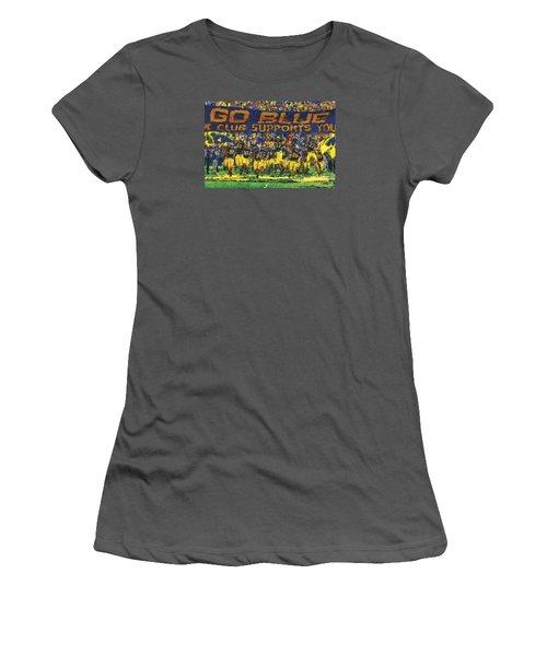 Here We Come Women's T-Shirt (Junior Cut) by John Farr