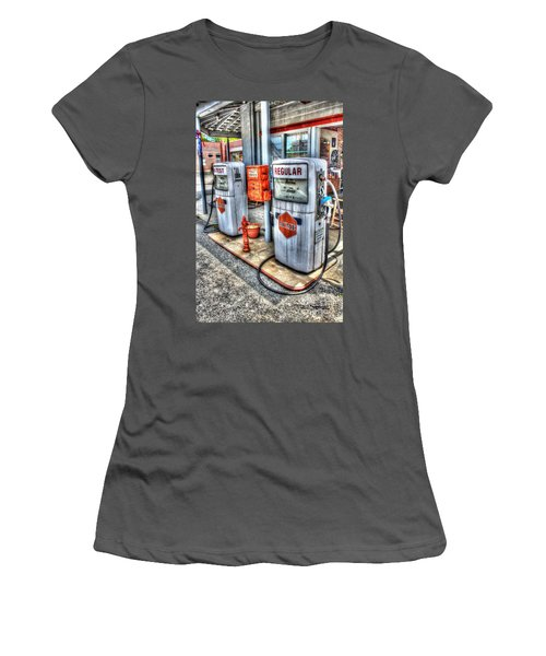 Hi Test And Regular Women's T-Shirt (Athletic Fit)