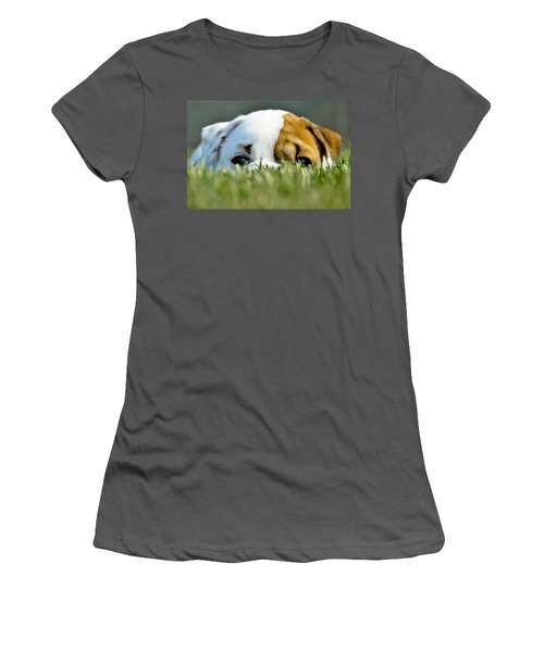 Hide And Seek Novice Women's T-Shirt (Athletic Fit)
