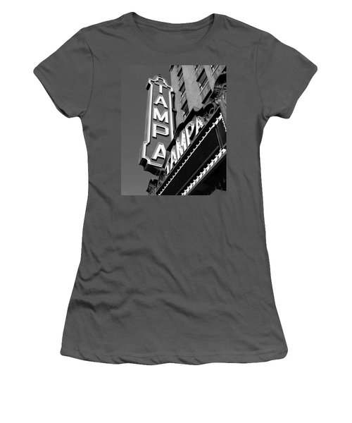 Historic Tampa Women's T-Shirt (Athletic Fit)