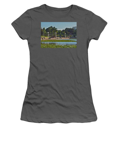Hollis Gardens II Women's T-Shirt (Athletic Fit)