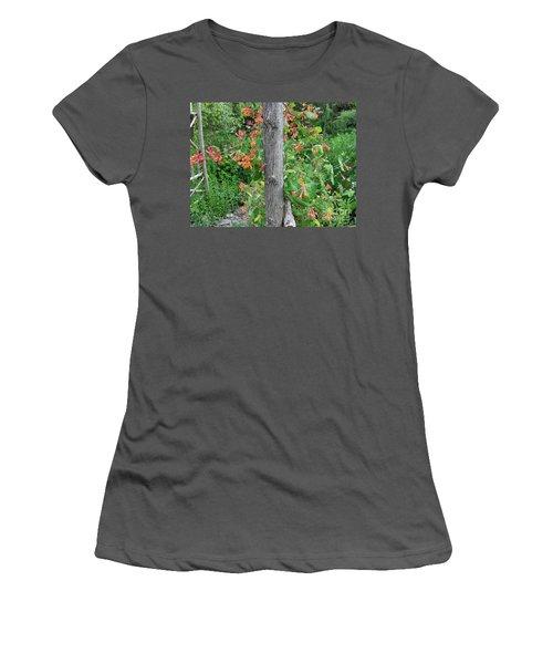 Honeysuckle's Friend Women's T-Shirt (Athletic Fit)