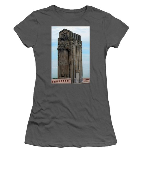 Hope Memorial Bridge Guardian Women's T-Shirt (Athletic Fit)