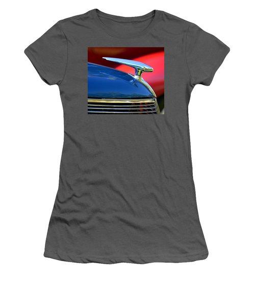 Women's T-Shirt (Junior Cut) featuring the photograph Hr-45 by Dean Ferreira