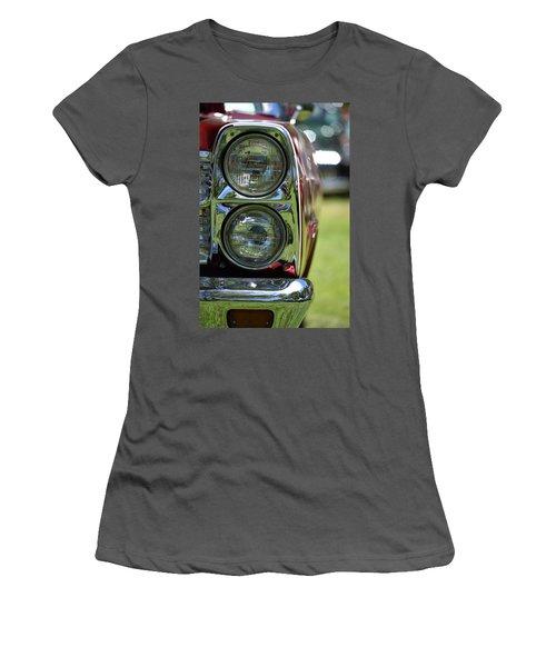 Women's T-Shirt (Junior Cut) featuring the photograph Hr-46 by Dean Ferreira
