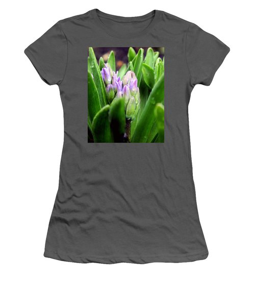 Sprouts Women's T-Shirt (Athletic Fit)