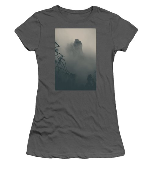 I Can Barely Remember Women's T-Shirt (Junior Cut) by Laurie Search