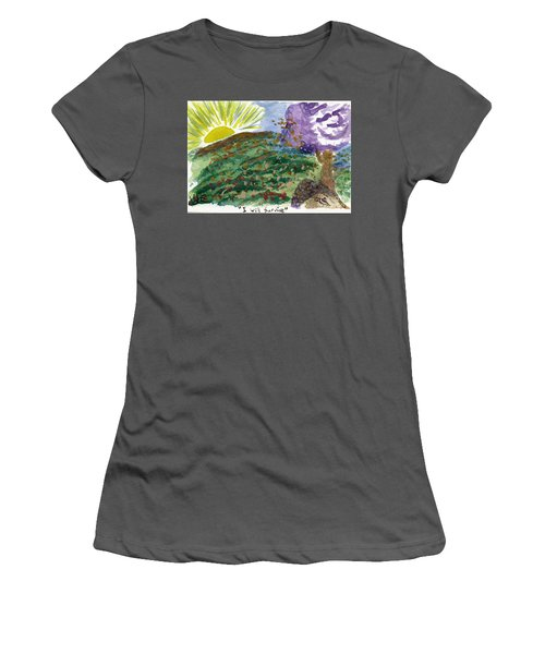 I Will Survive I Women's T-Shirt (Athletic Fit)