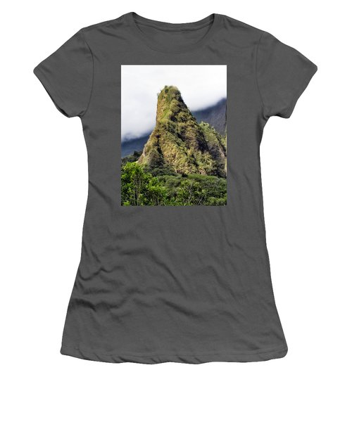 Iao Valley 47 Women's T-Shirt (Athletic Fit)