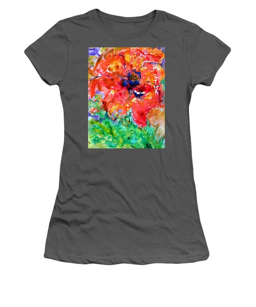 Imminent Disintegration Women's T-Shirt (Athletic Fit)