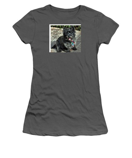 In Memory Of Her Women's T-Shirt (Athletic Fit)