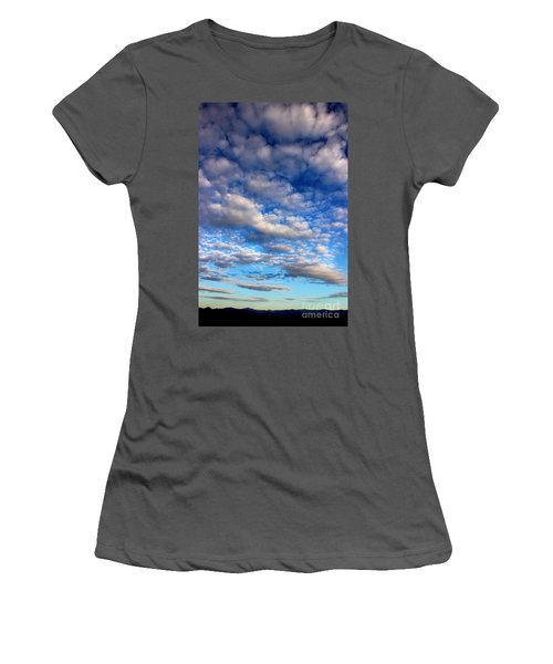 Influence Of Dusk Women's T-Shirt (Athletic Fit)