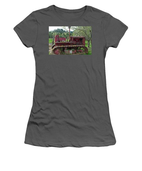International Harvester Women's T-Shirt (Athletic Fit)