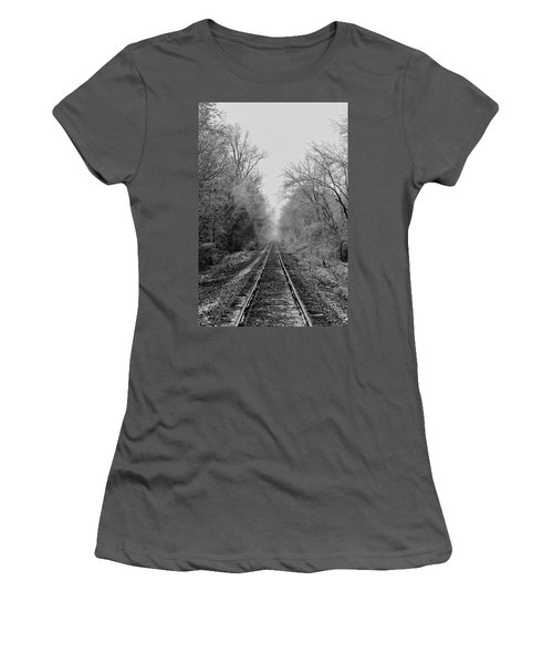 Into The Fog Women's T-Shirt (Athletic Fit)