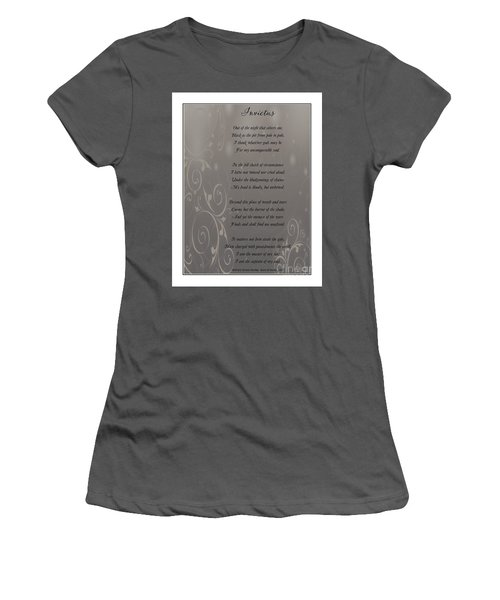 Invictus Tribute 2 Women's T-Shirt (Athletic Fit)