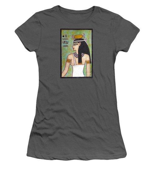 Isis Women's T-Shirt (Junior Cut) by Joseph Sonday