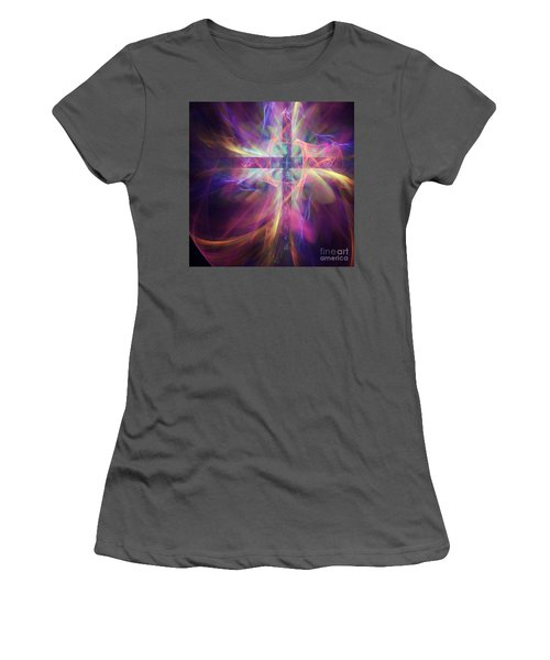 It Is Finished Women's T-Shirt (Athletic Fit)