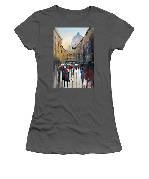 Italian Impressions 5 Women's T-Shirt (Athletic Fit)