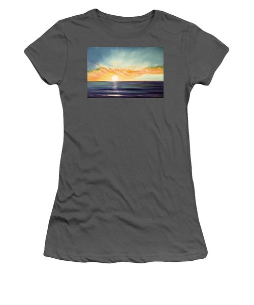 It's A New Beginning Somewhere Else Women's T-Shirt (Athletic Fit)