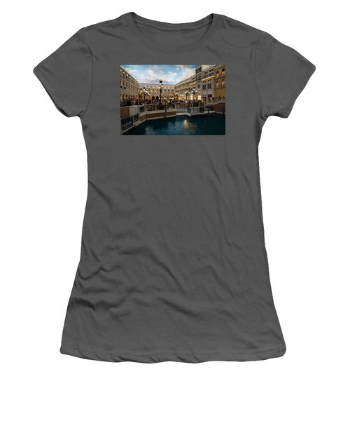 It's Not Venice Women's T-Shirt (Athletic Fit)