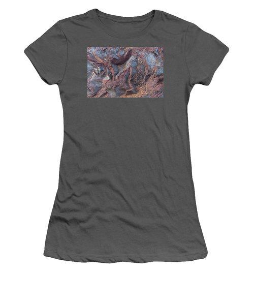 Jaspilite Women's T-Shirt (Junior Cut) by Paul Rebmann