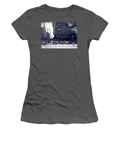J.g. Melon - Manhattan  Women's T-Shirt (Athletic Fit)