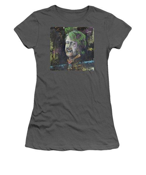 'john Bell' Women's T-Shirt (Athletic Fit)