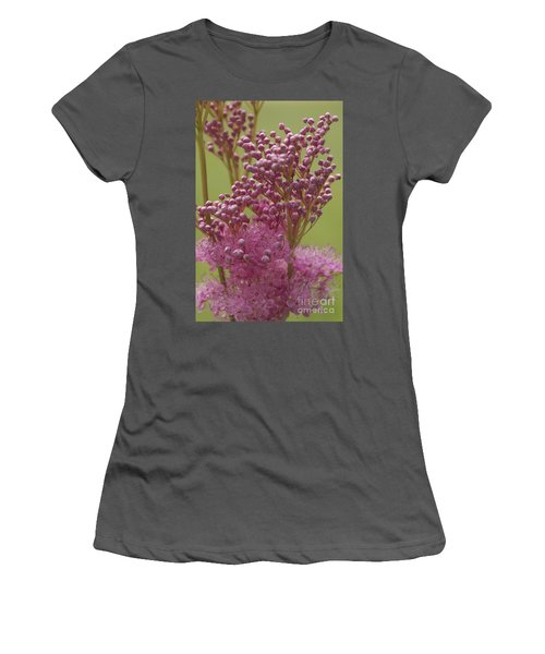 July Astilbe Women's T-Shirt (Athletic Fit)