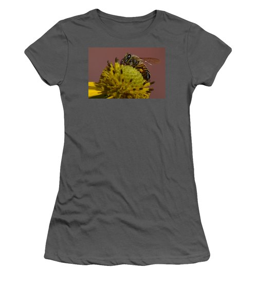 Just Bee Women's T-Shirt (Athletic Fit)
