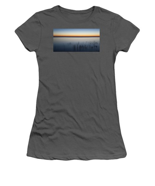 Just Before Dawn Women's T-Shirt (Athletic Fit)