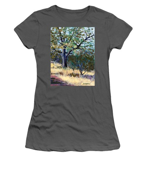 Kelly Ridge Trail Women's T-Shirt (Athletic Fit)