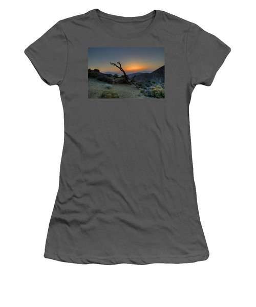 Keys View Sunset Women's T-Shirt (Athletic Fit)